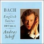 Bach: English Suites BWV 806-811