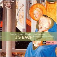 Bach: Magnificat; Easter Oratorio - Caroline Trevor (alto); Charles Daniels (tenor); David Thomas (bass); Emily van Evera (soprano); Emma Kirkby (soprano);...