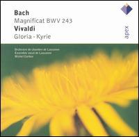 Bach: Magnificat; Vivaldi: Gloria; Kyrie - Anthony Rolfe Johnson (tenor); Birgit Finnila (alto); Hanna Schaer (alto); Jennifer Smith (soprano); José van Dam (bass);...