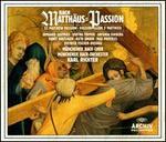 Bach: Matthäus-Passion [1958]