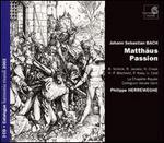 Bach: Matth�us Passion