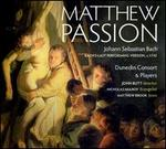 Bach: Matthew Passion