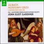Bach: Motets, BWV 225-231 - Ashley Stafford (alto); Elisabeth Priday (soprano); English Baroque Soloists; Gillian Fisher (soprano);...