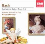 Bach: Orchestral Suites Nos. 2-4 - Alastair Ross (harpsichord); Alastair Ross (organ); Barry Davis (oboe); Celia Nicklin (oboe); Denis Vigay (cello);...