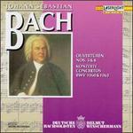 Bach: Ouvert?ren Nos. 3 & 4; Concertos BWV 1060 & 1063