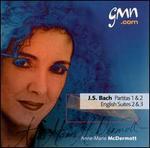 Bach: Partitas 1 & 2; English Suites 2 & 3