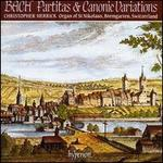 Bach: Partitas & Canonic Variations