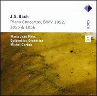 Bach: Piano Concertos, BWV 1052, 1055 & 1056 - Maria João Pires (piano); Gulbenkian Foundation Orchestra, Lisbon; Michel Corboz (conductor)