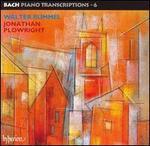 Bach Piano Transcriptsions, Vol. 6: Walter Rummel