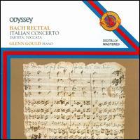 Bach Recital - Glenn Gould (piano)
