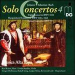 Bach: Solo Concertos Vol. 4