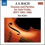 Bach: Sonatas and Partitas for Solo Violin, BWV 1001-1006