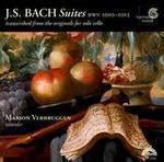 Bach: Suites, BWV 1010-1012