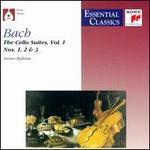 Bach: The Cello Suites Vol.1, Nos.1, 2 & 3