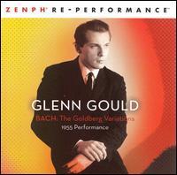 Bach: The Goldberg Variations [1955 Recording] - Glenn Gould (piano)