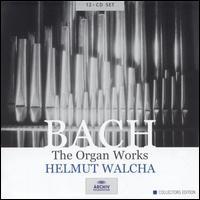 Bach: The Organ Works - Helmut Walcha (organ)