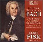 Bach: The Sonatas & Partitas for Solo Violin