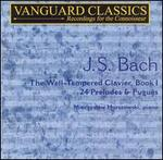 Bach: The Well-Tempered Clavier, Book I (24 Preludes & Fugues)