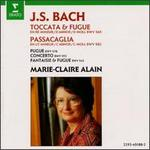 Bach: Toccata & Fuge; Passacaille