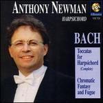 Bach: Toccatas/Chromatic Fantasy