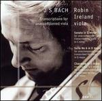 Bach: Transcriptions for Unaccompanied Viola