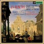 Bach: Violin and Oboe Concertos - Alison Bury (violin); Anthony Robson (oboe); Catherine Ford (violin); Catherine Mackintosh (violin);...