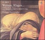 Bach: Weinen, Klagen - Cantates, BWV 12, 38, 75 - Carolyn Sampson (soprano); Daniel Taylor (alto); Mark Padmore (tenor); Peter Kooij (bass); Collegium Vocale (choir, chorus);...