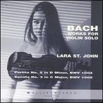Bach Works for Violin Solo