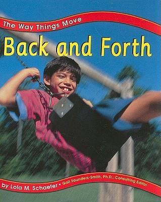 Back and Forth - Schaefer, Lola M