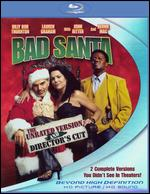 Bad Santa [Blu-ray] [Unrated] [Director's Cut] - Terry Zwigoff