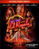 Bad Times at the El Royale [Includes Digital Copy] [Blu-ray/DVD]