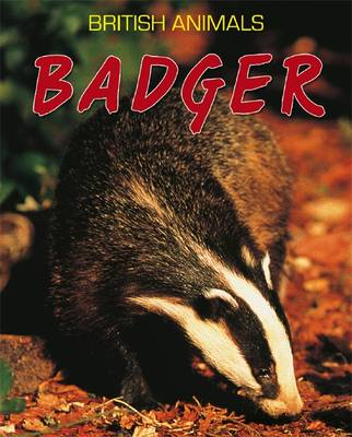 Badger - Leach, Michael