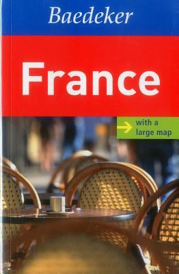 Baedeker Guide France - Baedeker