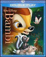 Bambi [2 Discs] [Blu-ray/DVD] [Diamond Edition] - Bill Roberts; David Hand; Graham Heid; James Algar; Norman Wright; Paul Satterfield; Perce Pearce; Samuel Armstrong