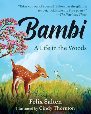 Bambi: A Life in the Woods - Salten, Felix, and Gold, Gina (Adapted by), and Correll, Hannah (Translated by)