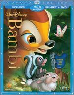 Bambi [Diamond Edition] [2 Discs] [Blu-ray/DVD]