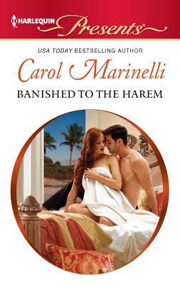 Banished to the Harem - Marinelli, Carol