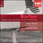 Barber: Adagio for Strings; Violin Concerto; Orchestral & Chamber Works