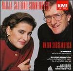Barber: Violin Concerto; Shostakovich: Violin Concerto No. 1