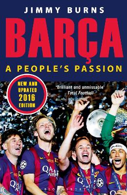 Barca: A People's Passion - Burns, Jimmy