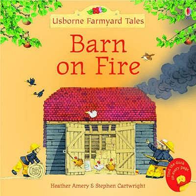 Barn On Fire - Amery, Heather