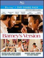 Barney's Version [2 Discs] [Blu-ray/DVD]