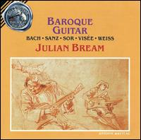 Baroque Guitar - Julian Bream (guitar)