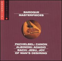 Baroque Masterpieces - E. Power Biggs (organ); Edward Carroll (trumpet); Gerard Schwarz (trumpet); Gilbert Johnson (trumpet);...