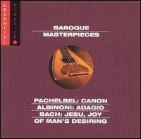 Baroque Masterpieces - E. Power Biggs (organ); Edward Carroll (trumpet); Gerard Schwarz (trumpet); Gilbert Johnson (trumpet);...