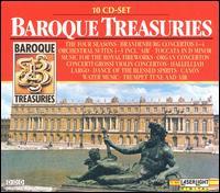 Baroque Treasuries - Ab Koster (horn); Albert Oesterle (trumpet); Atsuko Matsuyama (oboe); Bela Banfalvi (violin);...