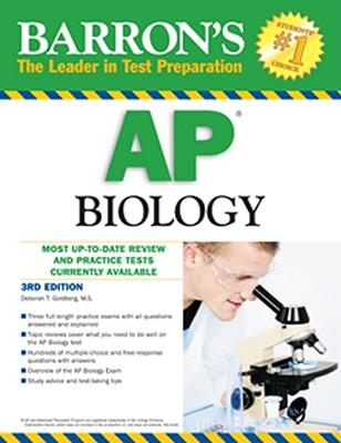 Barron's AP Biology - Goldberg, Deborah T, M.S.