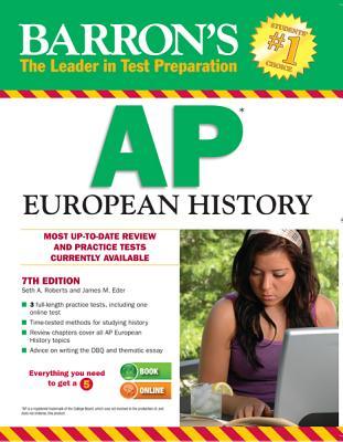 Barron's AP European History - Roberts, Seth A, and Eder, James M
