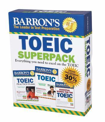 Barron's TOEIC Superpack - Lougheed, Lin