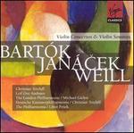 Bartòk, Janácek, Weill: Violin Concertos & Violin Sonatas